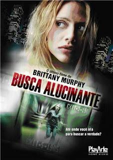 Filme Poster Busca Alucinante DVDRip RMVB Dublado
