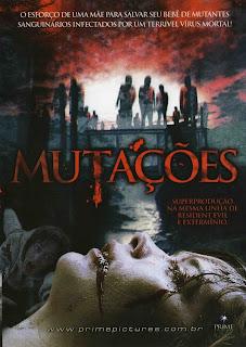 Filme Poster Mutações DVDRip RMVB Dublado