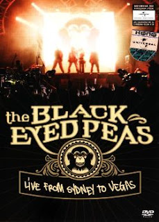 Black Eyed Peas - Live From Sydney to Vegas Bluray