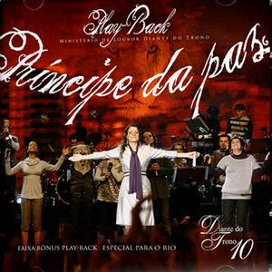 Diante do Trono - Principe da Paz  (Playback)