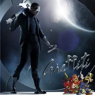 Chris Brown Graffiti 2009