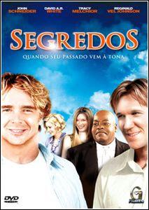 Filme Poster Segredos DVDRip RMVB Dublado