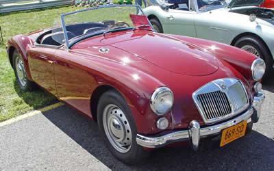 Mg-Classic Cars
