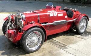 Mg Classic Cars1