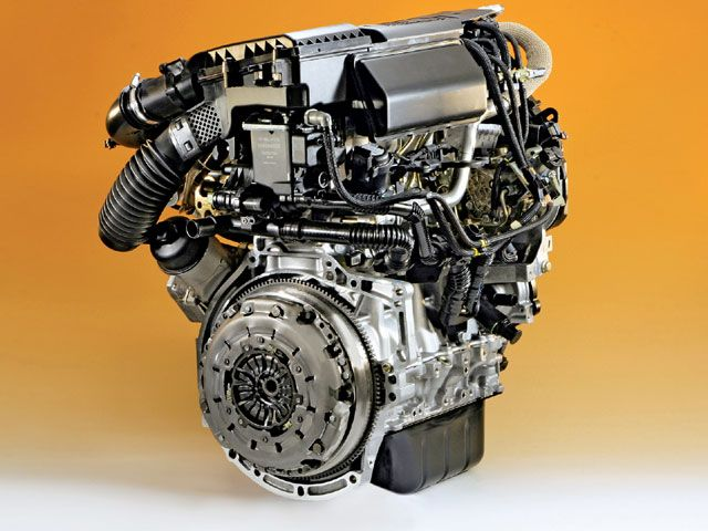 FORD DURATORQ TDCi: A NEW GENERATION OF DIESEL ENGINE Part 5 ...
