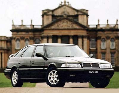 MG Cars Models Mg Rover 800