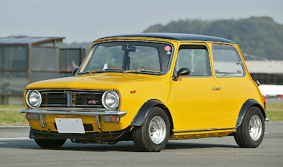 Mini Clubman and Mini 1275GT (Mini Cooper Cars)