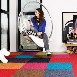 Funky Flooring - instant impact