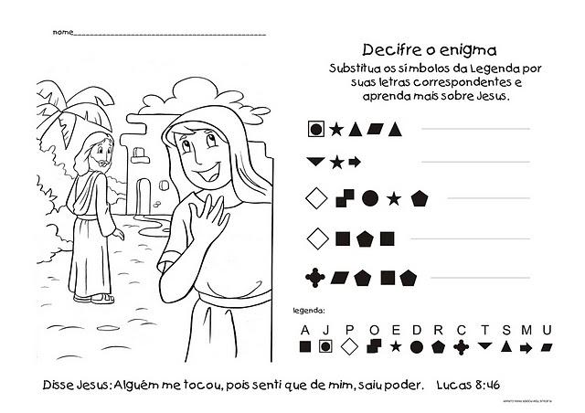 Atividades De Ensino Religioso 1