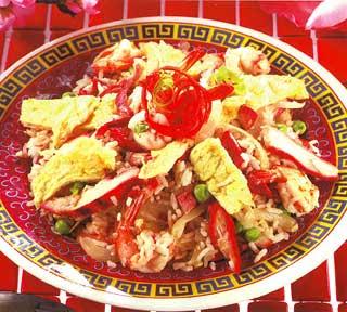 Nasi Goreng Yang Chaw
