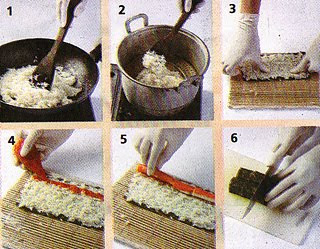 Sushi gulung kepiting pedas1 cara membuat kue mochi jepang