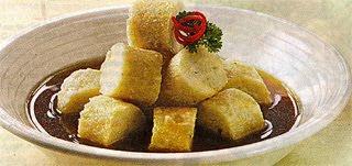 Resep Mie Soto Pempek Daging