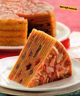 cara membuat kue lapis sari india