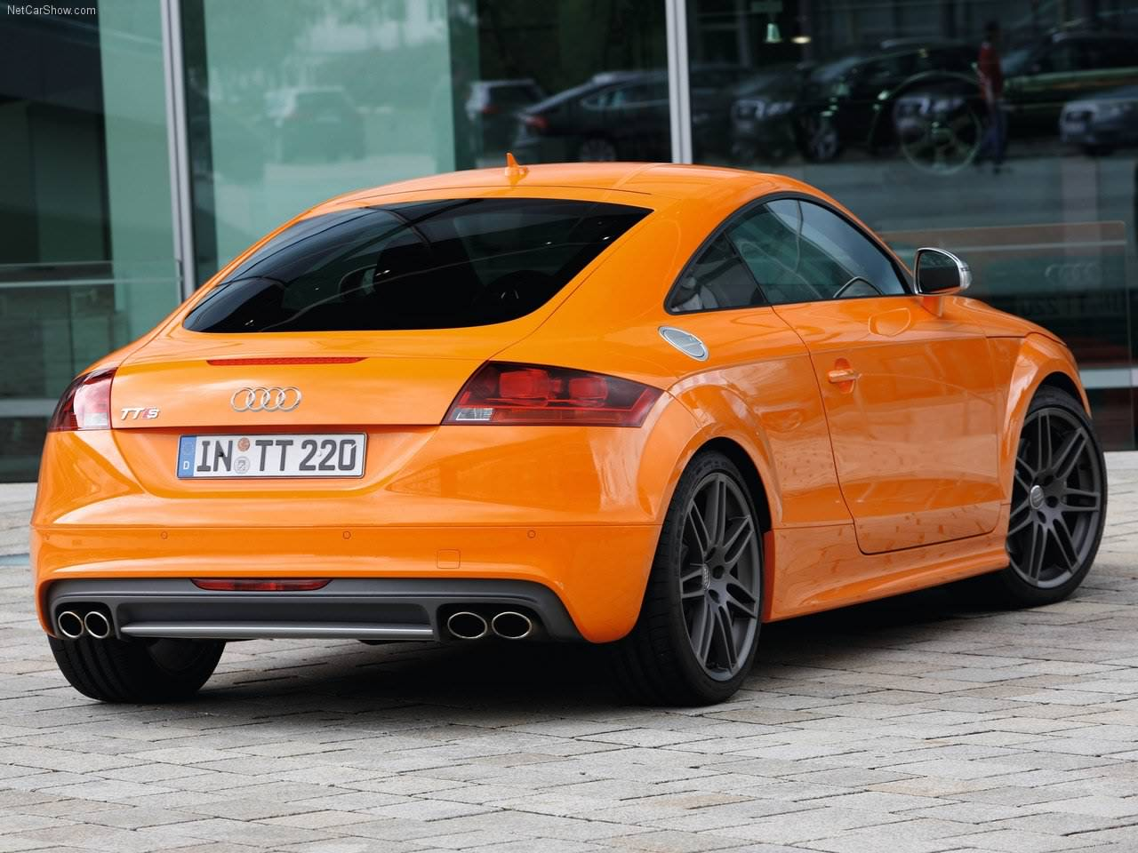 audi tts coupe 2011 - photo #16