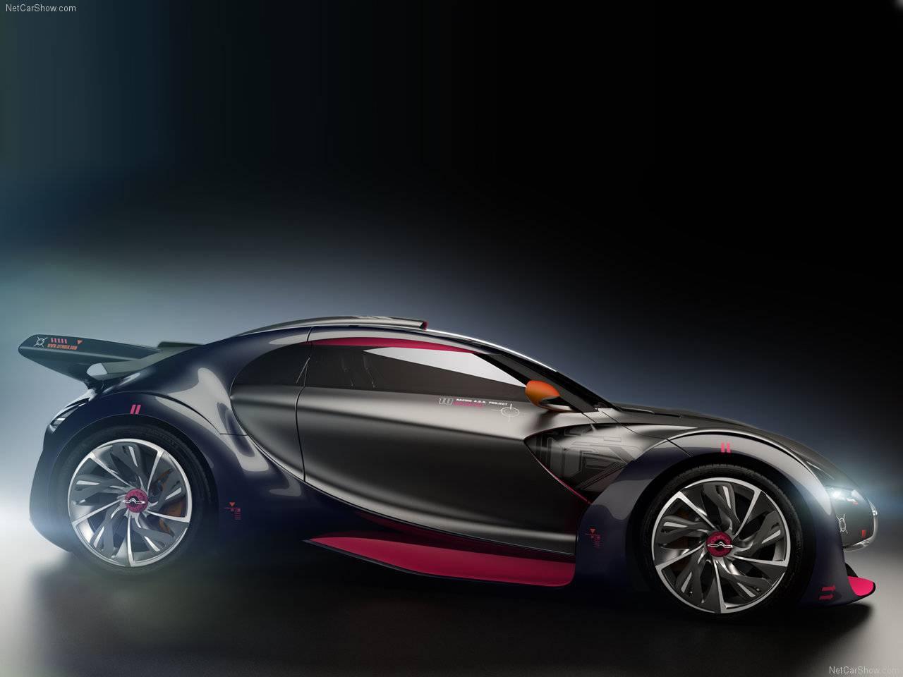 Automotivegeneral Citroen Survolt Concept Car Wallpapers