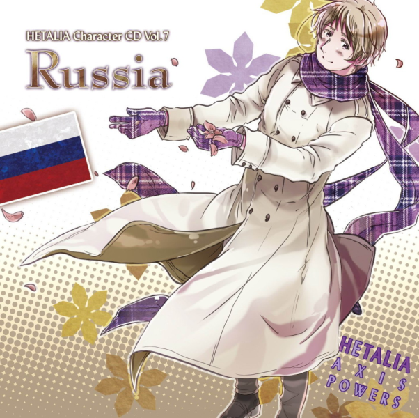 HETALIA RUSSIA 