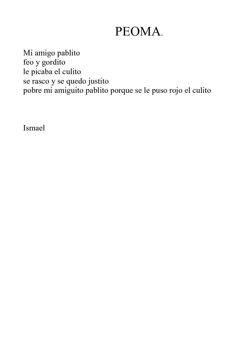 Poemas divertidos - la mejor poesía divertida de los