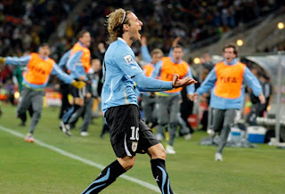 uruguay mundial futbol 2011