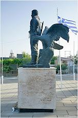 «Στην εσχάτην ανάγκην θα αγωνιστώ και θα πεθάνω σαν Έλληνας, αλλά ζωντανόν δεν θα με πιάσουν».