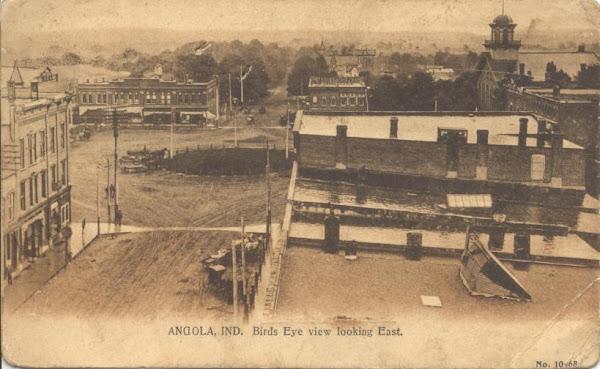 Angola: A Birdseye View