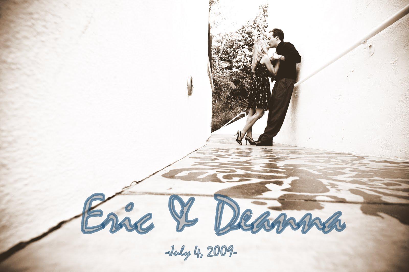 Eric and Deanna