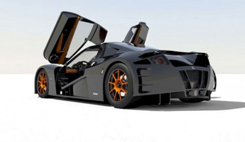 Exotic New Car: Exotic Sports Cars