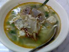 中崙鯊魚麵(s)NT$60