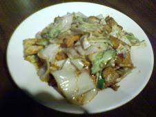 公館商圈重順川菜餐廳醬爆肉