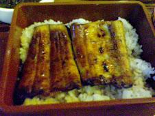 肥前屋鰻魚飯等共4枚特寫