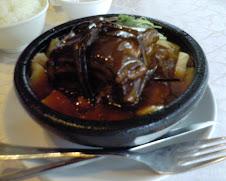 龍潭松葉園的東坡肉