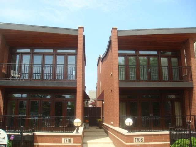 The chicago real estate local andersonville modern house for Houses for under 100k near me