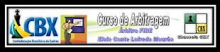 Curso de Arbitragem CBX - RJ