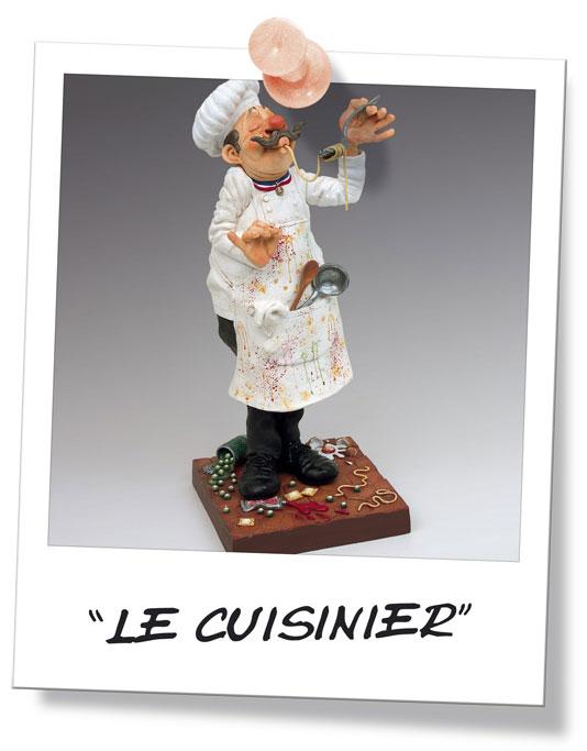 Famille egger la cuisine et les cuisiniers for Cuisinier 2010