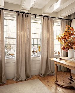 Pictures Of Large Window Treatments