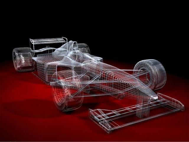 Formula 1 Concept 3D