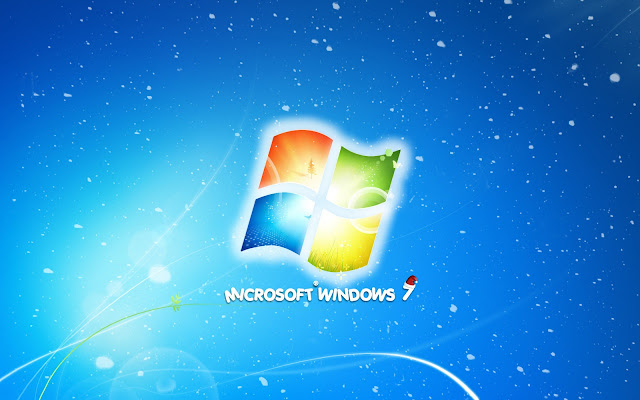 Windows 7 Christmas
