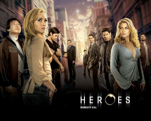Heroes Season 2 Preview