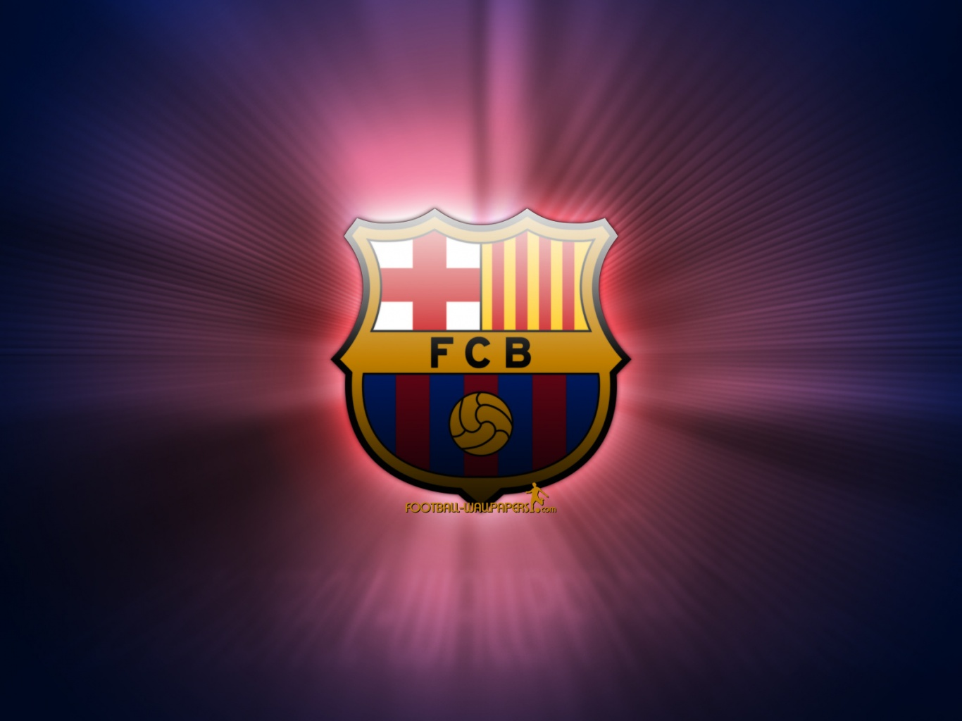 Barcelona Logo Wallpaper