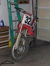 2000 Honda CR125R