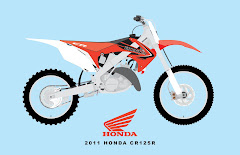 2011 HONDA CR125R