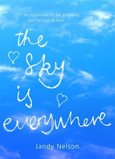 Start of my Sunday Summer Series // The Sky Is Everywhere book review