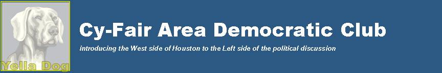 Cy-Fair Area Democratic Club