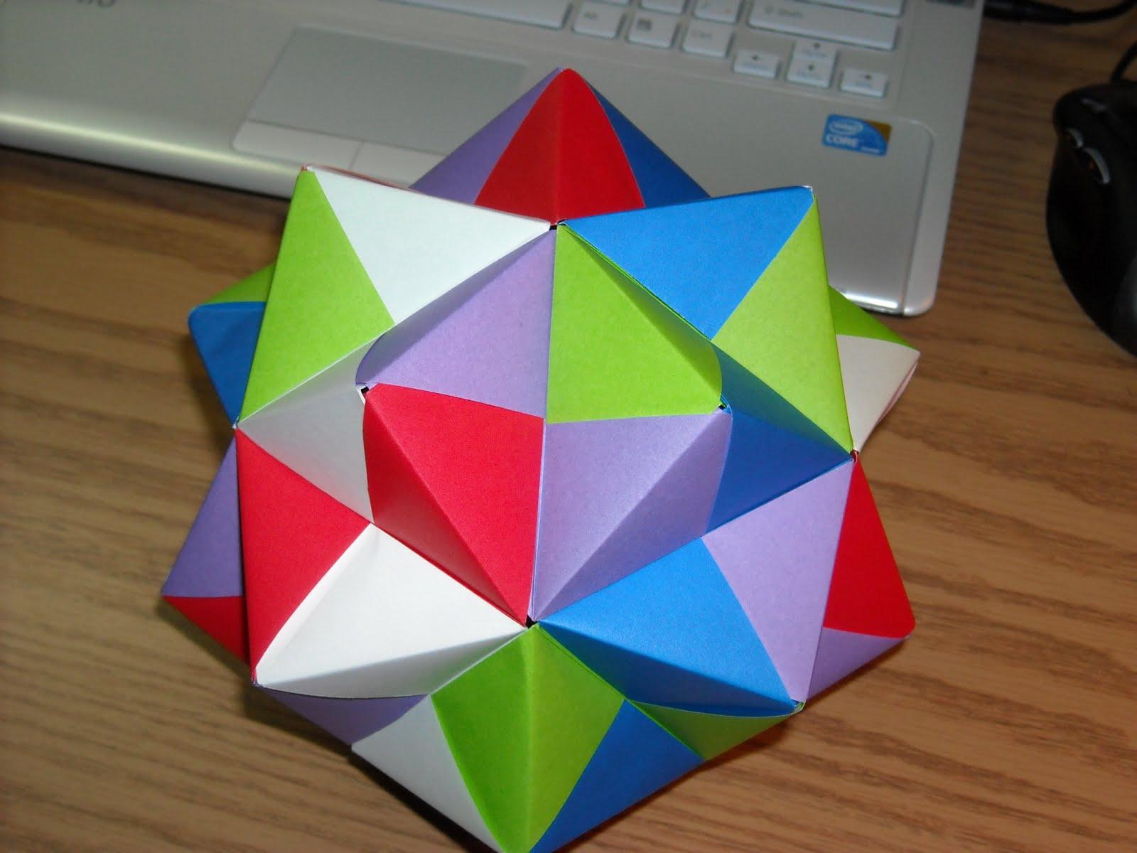 origami icosahedron 28 images origami icosahedron and