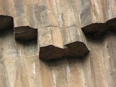Slow cooled basalt