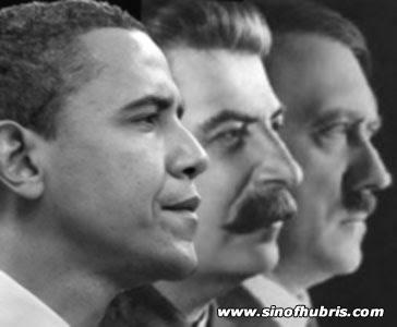 just like Stalin