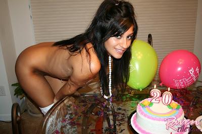 Raven Riley - Birthday Girl
