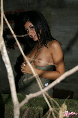 Raven Riley - Going Green