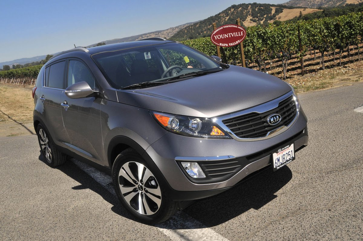 best choice review 2011 kia sportage ex awd. Black Bedroom Furniture Sets. Home Design Ideas