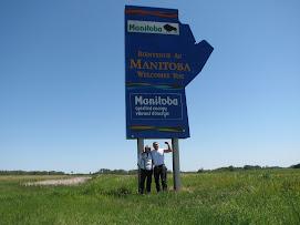 Manitoba Border