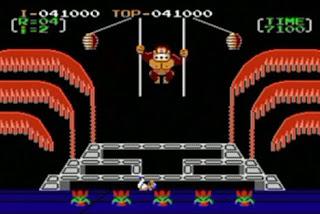 Donkey Kong 3, Resigned Gamer, #3